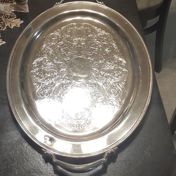 Oneida Silverplate Serving Tray